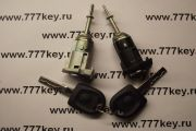 VW Passat Left/Right Door Lock(old model) с местом под чип код 1020