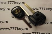 Lexus 2 Button Remote Key Case TOY40 длинное жало код 17/45