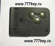 Megane Smart Card  433MHZ  PCF 7947A  код 26/9