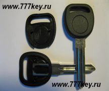 Transponder Key Blank код 12/1