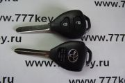 Toyota 2  Button TOY47  корпус ключа  код 29/40