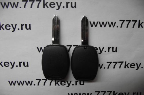 Chrysler Transponder Key с местом под чип TPX или EH2 код 6/12