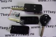 выкидной корпус  Toyota 2  Button NEW  TOY43 код 29/42