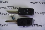 выкидной корпус Toyota 4  Button NEW TOY43 код 29/58