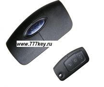 Ford Focus 2  Remote Key  433mhz чип 4D-63 жало HU-101 оригинал код 11/12