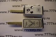 Remodeling Car Flip Key Shell Honda NEW 3 кнопки белый 2М2 код 13/12