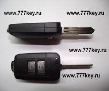 Hyundai Car Flip Key Shell 2 кнопки код 14/19