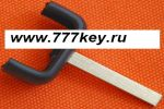 Opel Vauxhall Agila Remote Key Head HU100AT12 for models 2004 and up код 23/5