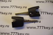 Ford Focus Flip Key Head HU-101  без чипа код 11/37
