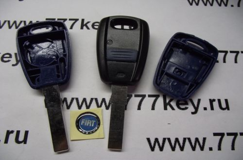 Fiat  Remote Key Case  1 кнопка  код 10/2