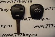 Toyota TOY48 2 Кнопки Remote Key Blank New Style with SilverLogo код 29/63