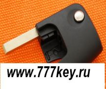 Ford Focus Flip Key Head  4D-63 Transponder код 11/1