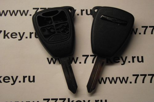 Chrysler Remote Key Case_5 Button код 6/18