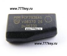 PCF 7936 ID 46 phillips Crypto Chip  код 393/2