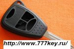 Chrysler Remote Key Case_1+3 Button код 6/9
