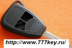 Chrysler Remote Key Case_2 Button код 6/4