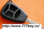 Chrysler Remote Key Case_4 Button код 6/10