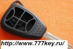 Chrysler Remote Key Case_6 Button код 6/11