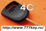 Ford Mondeo 4C Transponder Key код 11/14