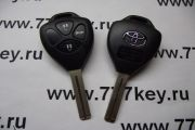 Toyota Reiz Remote Key Shell 3 кнопки код 29/47