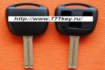 Toyota-Lexus 3 Button Remote Key Case (Без логотипа) код 17/9